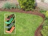 Zahradní obrubník s pojezdovou hranou 4,7 m