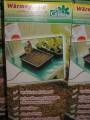BIO GREEN Flexibilní zahřívací podložka 25x35 cm, 15 W BIO GREEN OHG