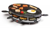 Raclette gril pro 8 osob