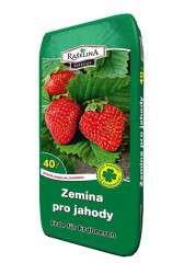Substrát pro jahody 40 l Rašelina