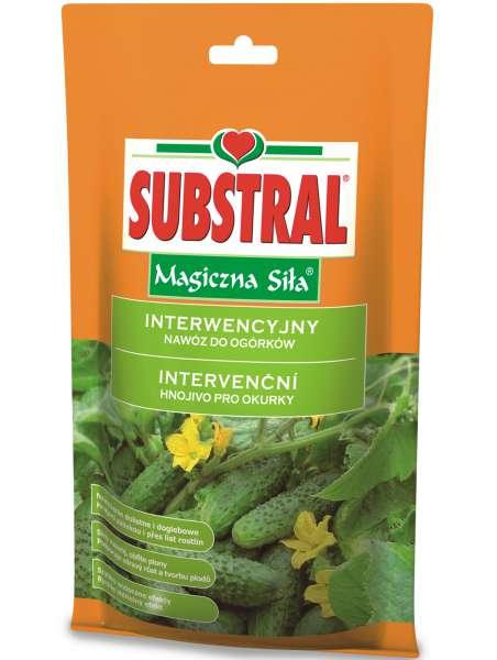 Substral pro okurky krystalické hnojivo 350 g