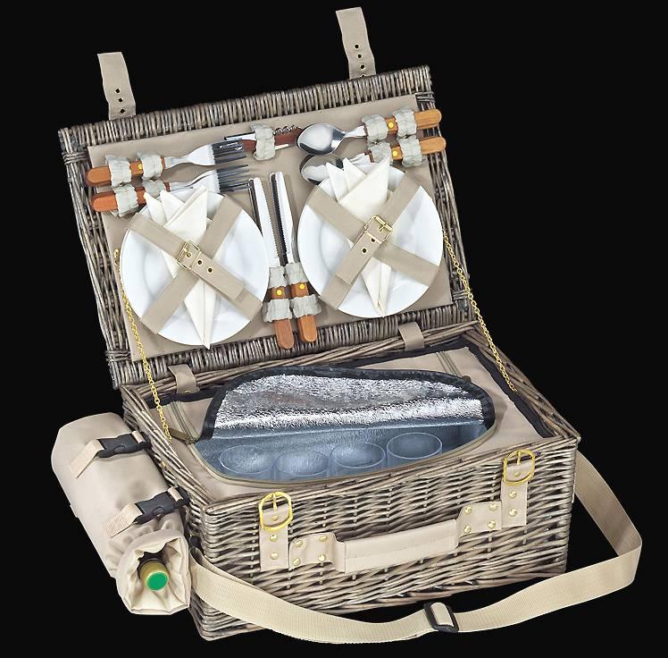 Picknickkorb Ascona - Piknikový koš cilio