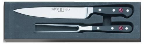Sada nůž a vidlička WÜSTHOF Classic Wüsthof