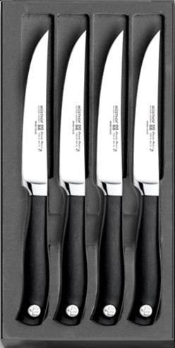 Sada 4 steakových nožů WÜSTHOF Grand Prix II Wüsthof